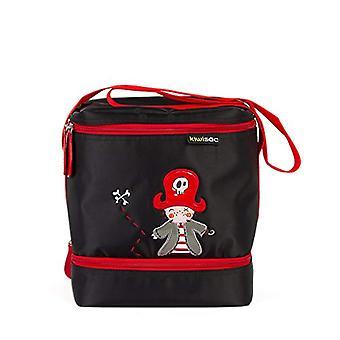 Kiwisac Children's backpack - black (Black) - 08436539754701