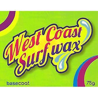 West coast surf wax basecoat