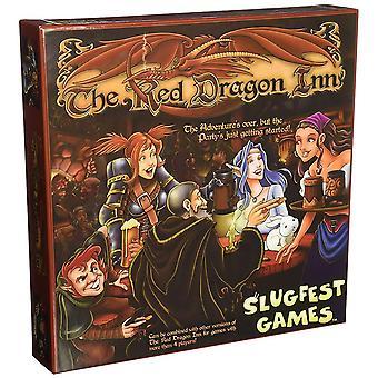 Red Dragon Inn jogo de tabuleiro