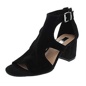 INC dame Helenn ruskind åben tå kjole sandaler