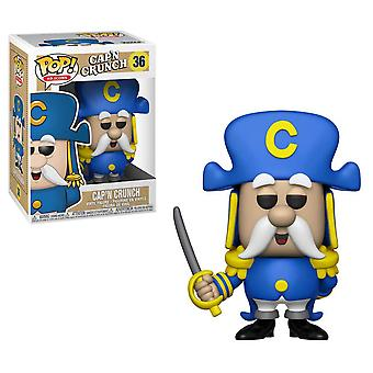Ad Icons Cap'n Crunch Pop! Vinyl