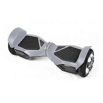 Hoverboard Skateflash K8n Gris Plata