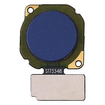 Pour Huawei P20 Lite Fingerprint Sensor Blue Flex Cable Spare Part Repair Accessoires