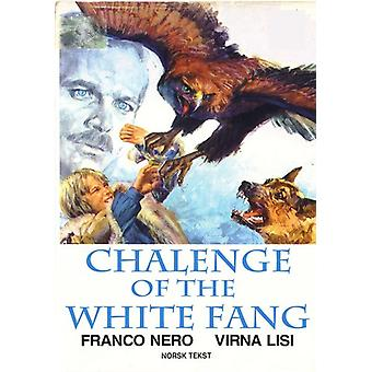 Challenge of the White Fang [DVD] USA import