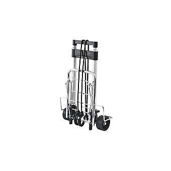 Outwell Balos Telescopic Transporter Trolley Silver