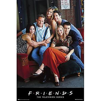 Friends Group Poster