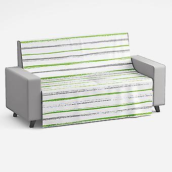 Meesoz gauč-Rayas Estrechas zelený