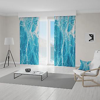 Meesoz Cortina - Blue Marble Web