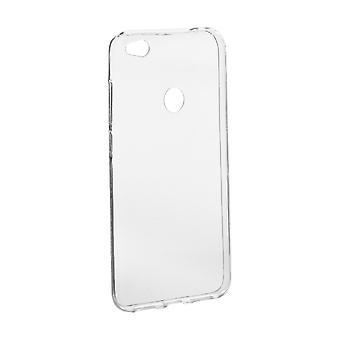 Runko Huawei P8 Lite (2017) joustava läpinäkyvä