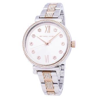 Michael Kors Sofie MK3880 Quartz analoge vrouwen ' s horloge
