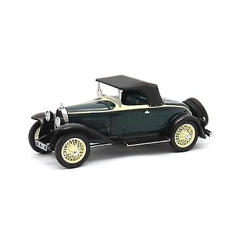 Bugatti Type 40 Roadster (1921) Resin Model Car