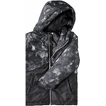 Name-It Boys Winter Coat Mang Black