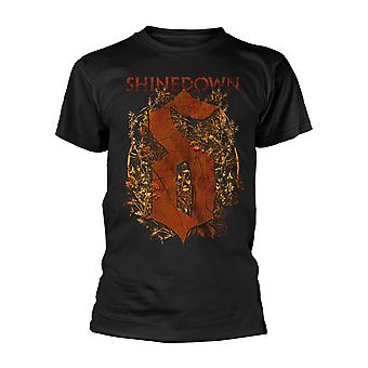 Shinedown Attention Attention 1 Brent Smith Official T-Shirt