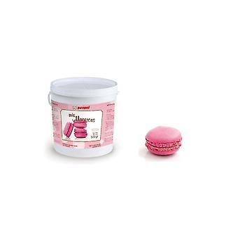 Pavoni Pink Macaron Mix 500g