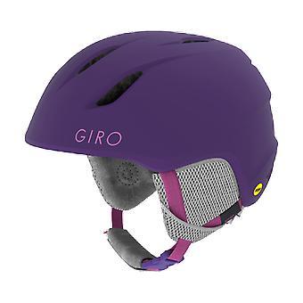 Джиро запуска MIPS полулюкс фиолетовый матовый