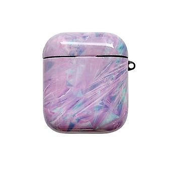 Protective case for AirPods - Purple Crystal