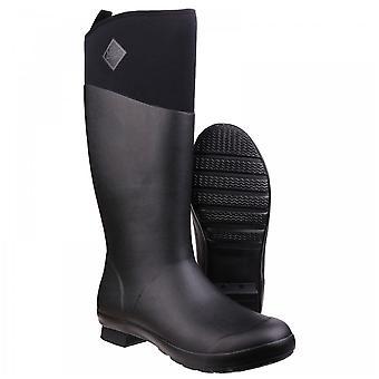 Muck Boots Ladies Tremont Black Tall Waterproof Premium Fleece Lined Warm Boots