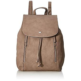 Tom Tailor Acc Carol - Women Beige Backpack Bags (Taupe) 24x38x10 cm (W x H L)