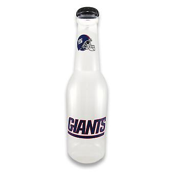 NFL New York Giants Jumbo Bottle Coin Bank 21 In.