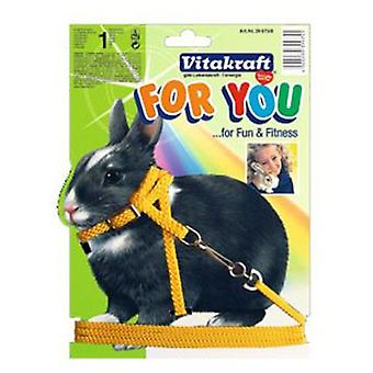 Vitakraft Rabbit Harness (Small pets , Leads & Harnesses)