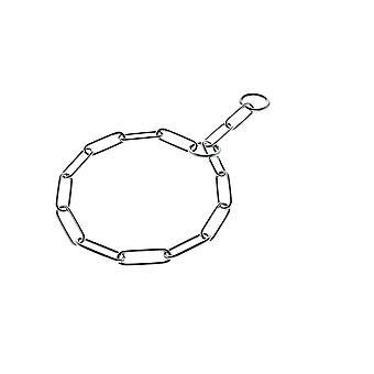 Ferribiella Chrome Choke Collar Hair Protect 59