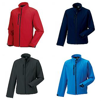 Russell Mens Water Resistant & Windproof Softshell Jacket