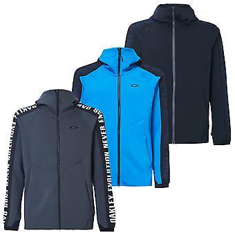 Oakley Mens 2020 Enhance Synchronism 3.0 Wicking Hooded Jacket