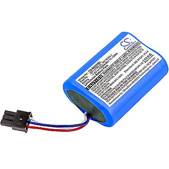 Battery for Zebra Comtec AK18353-1 BT17790-1 BT17790-2 MX420L MZ220 MZ320