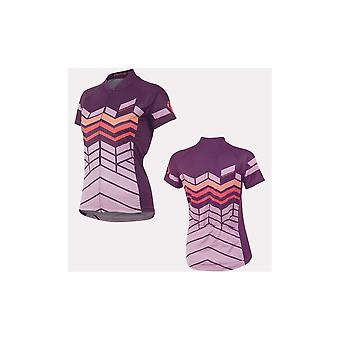 Pearl Izumi Women-apos;s Ltd Mtb Jersey, Breakout Orchid Haze, Taille M