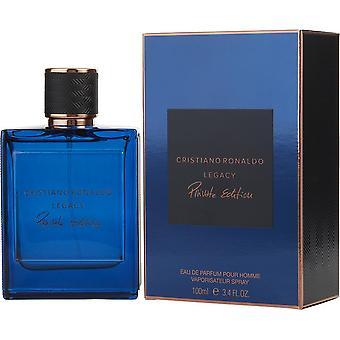 Cristiano Ronaldo Legacy Private Edition Eau de Parfum Spray 100ml
