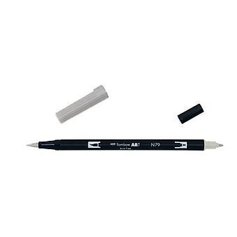 Tombow ABT Dual Brush Pen gris chaud2 ABT-N79