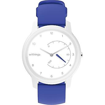 Withings - Activity Tracker - Move White & Blue - HWA06-model 4-all-Int