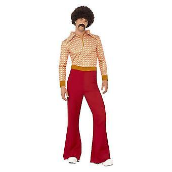 Authentic 70s Guy Costume