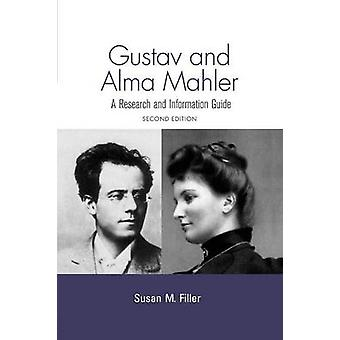 Gustav and Alma Mahler  A Research and Information Guide by Filler &  Susan M.