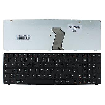 Lenovo V580 Black German Layout Replacement Laptop Keyboard