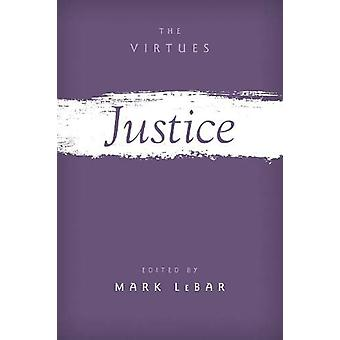 Justice by Mark LeBar - 9780190631741 Book