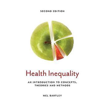 الصحة عدم المساواة-مقدمة للمفاهيم-النظريات والأساليب