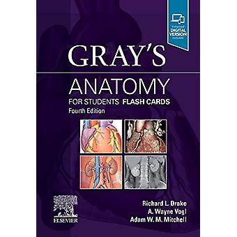 Gray's Anatomy for Students Flash Cards by Richard Drake - 9780323639
