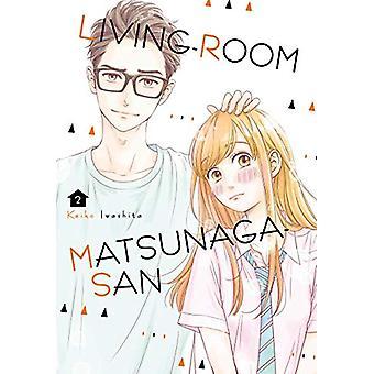 Living-room Matsunaga-san 2 by Keiko Iwashita - 9781632369666 Book