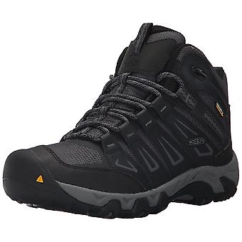 Keen Men's Shoes 1015307 Cap Toe Ankle Safety Boots