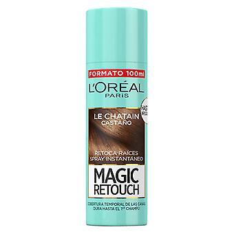 Touch-up Hairspray roots MAGIC retusointi 3 L & apos; Oreal Meikki (100 ml)