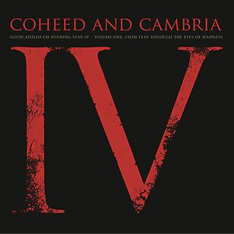 Coheed & Cambria - Good Apollo I'm Burning Star IV Volume One: From [CD] USA import