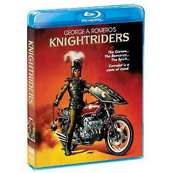 Knightriders [BLU-RAY] USA import