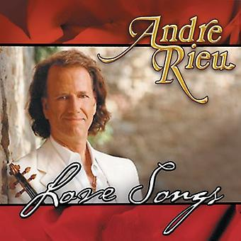 Andre Rieu - Love Songs [CD] USA import