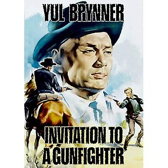 Invitation to a Gunfighter (1964) [DVD] USA import