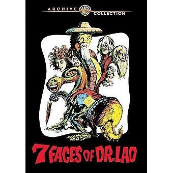 Importer des 7 faces du Dr Lao [DVD] é.-u.