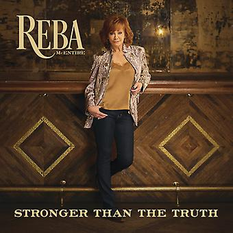 Stronger Than The Truth [CD] USA import