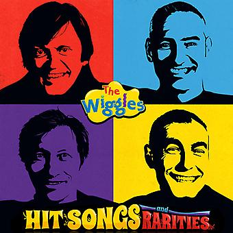 Wiggles - Hit Songs & Rarities [CD] USA import