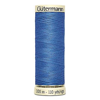 Gutermann Sew-all 100% Polyester Thread 100m Hand and Machine Colour Code  - 213