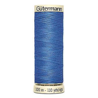 Gutermann sy-alle 100% polyestertråd 100m Hånd- og maskinfarvekode - 213